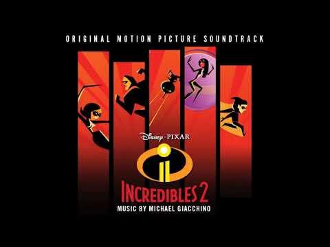 Here Comes Elastigirl – Elastigirl's Theme Incredibles 2 Extended Ver