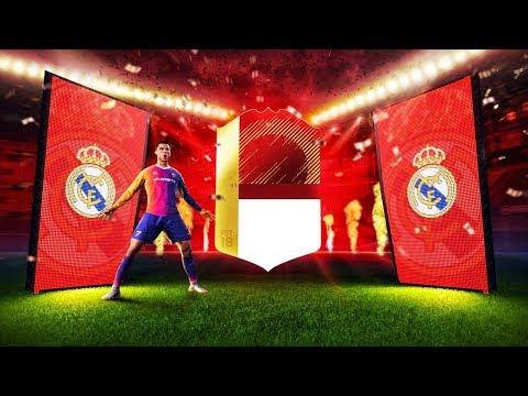 TRAFIŁEM IF 96 CRISTIANO RONALDO W PACZCE! FIFA 18 ULTIMATE TEAM