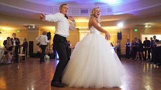 Awesome Father Daughter Break out Dance!! Truly Original  Great Mix of Music!!!