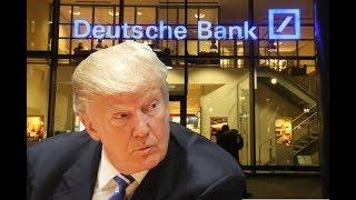 Deutsche Bank Is Turning Over Info On Trump