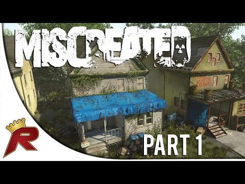 """Miscreated Survival Gameplay - Part 1: """"Looting The City"""" (Pre-Alpha)"""