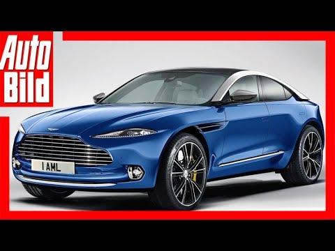Aston Martin DBX (2019) - Englands Hyper-SUV