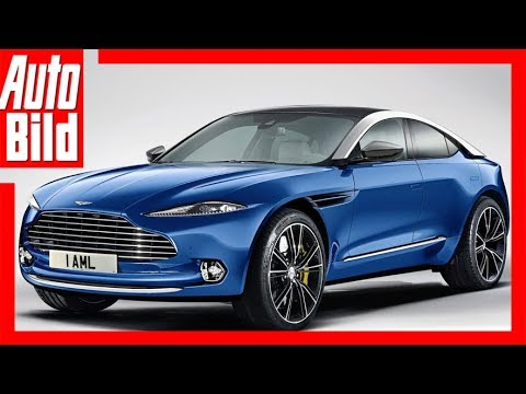 Aston Martin Dbx 2019 Englands Hyper Suv Youtube