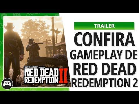 Trailer  - Red Dead Redemption 2 - Gameplay Xbox