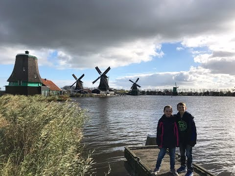 Exploring Belgium, the Netherlands and Germany November 2017