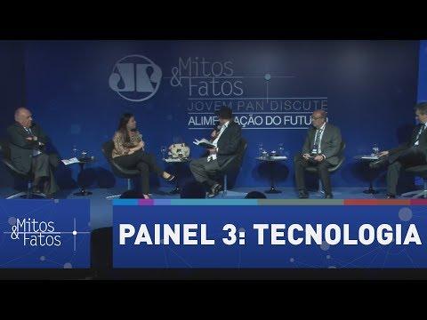Painel 3: Tecnologia