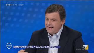 Calenda (PD): 'Il titolo della manifestazione del mio partito a Roma è un atto di demenza completa'