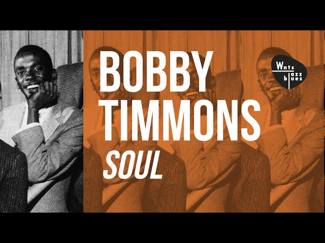 Boby Timmons - Soul Piano