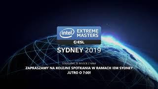 IEM Sydney 2019 | Półfinał - Dzień 5
