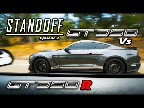 STANDOFF: Shelby GT350 Vs. GT350R | The BEST Driver's Car YOU CAN BUY