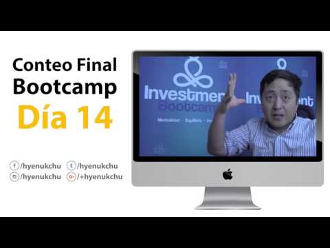 Inteligencia Financiera | Bootcamp México Faltan 14 Días