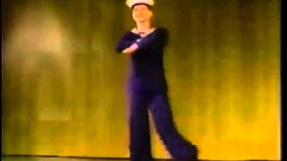 Mary Beth Klein (Miller) - Juvenile world champion 1976 - dancing the Hornpipe