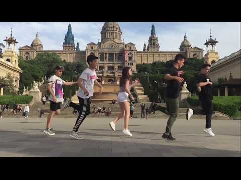 Deepierro - All Around The World ♫ Shuffle Dance Video