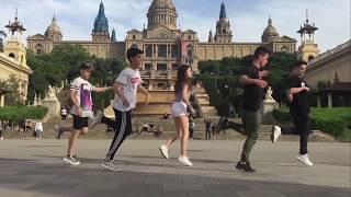 Deepierro - All Around The World ♫ Shuffle Dance Video