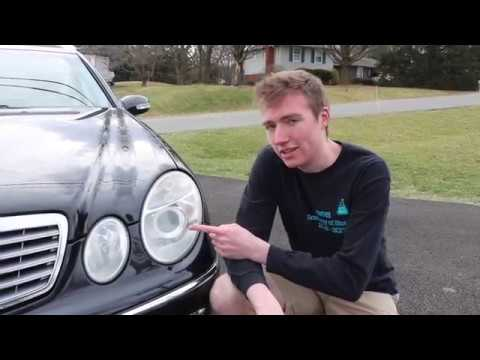Here's Why the 2005 Mercedes-Benz E320 is Worth $6,000