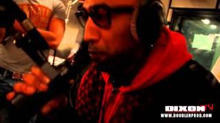 La Fouine - Freestyle avec Nessbeal et Mister you sur Skyrock Lundi