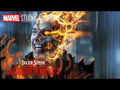 Doctor Strange 2 Ghost Rider Marvel Announcement Breakdown - Marvel Phase 4