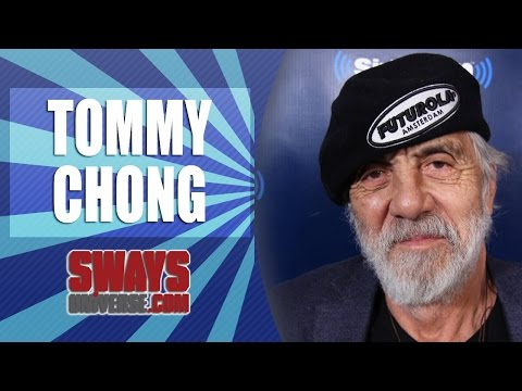 Tommy Chong Talks Dancing With The Stars, Benefits Of Marijuana & 2 Chainz Debate With Nancy Grace
