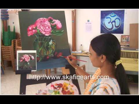 Fine Arts College In Coimbatore | Drawing Classes In Coimbatore India |