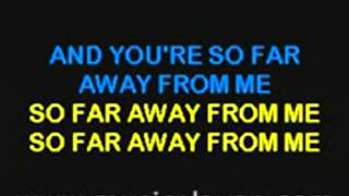 Dire Straits So Far Away karaoke