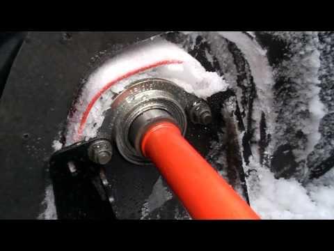 Мотобуксировщик SNOWDOG COMPACT. Технический обзор