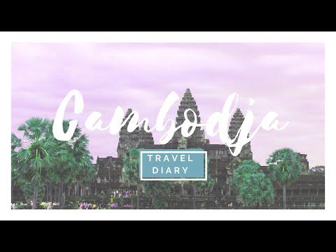 Travel Diary #7 - CAMBODJA   SUDESTE ASIÁTICO