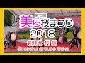 創作衆 桜 輝  (おうか) 2018 No2  Sousaku groups Ouka (那覇美ら桜祭り2018) 那覇市漫湖公園中央噴水広場 Okinawa