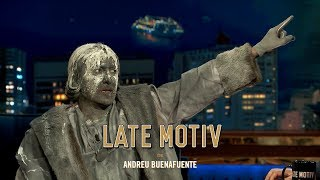 LATE MOTIV - David Fernández. Colón irritable | #LateMotiv273