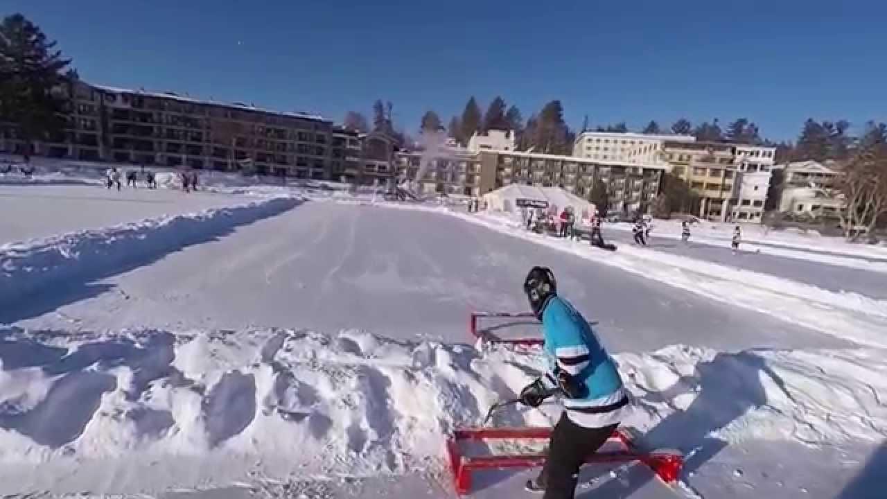 Lake Placid Pond Hockey Tournament 2015 Game 3 Youtube