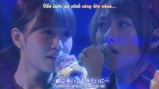 Migikata - Atsuko Maeda, Minami Takahashi (Vietsub - Lyrics)