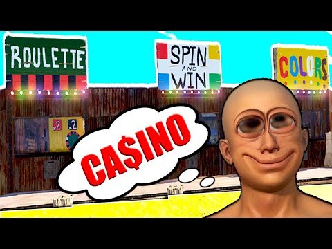 Rust CASINO OF DEATH & MISFORTUNE!