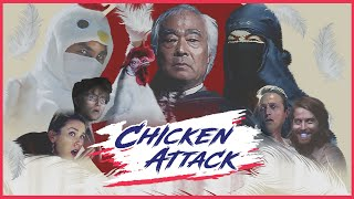 Chicken Attack // SONG VOYAGE // Japan //(FULL JAPAN EPISODE: https://www.youtube.com/watch?v=3aE2TYFU6WM&t=24s Next Episode of SONG VOYAGE - Wednesday, February 8th! Come back to ..., 2017-01-25T19:00:19.000Z)