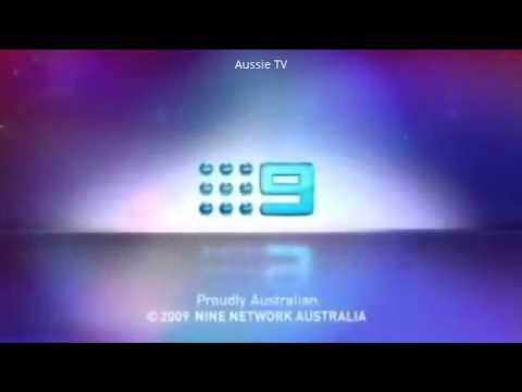 Channel 9 Australia Ident & Closer 'Welcome Home' (2009-2012)