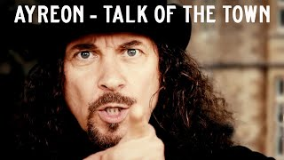 Ayreon - Talk Of The Town (Official Lyric Video)