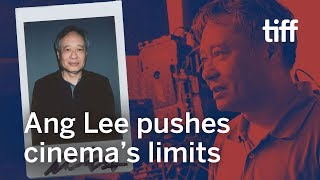 How ANG LEE pushed technological boundaries with GEMINI MAN | TIFF 2019