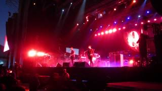 Queens of the Stone Age - A Song for the Deaf @ Lollapalooza Chile 2013