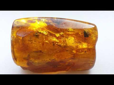 Вопрос: Как чистить украшения из янтаря?