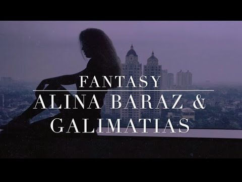 Fantasy | Alina Baraz & Galimatias Piano Instrumental (W/ Lyrics)