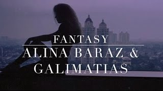 """Piano instrumental cover of """"fantasy"""" by alina baraz & galimatias! + want to use any my covers? here's a link soundcloud playlist for all m..."""