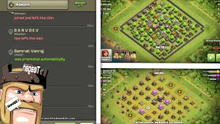 10 things ONLY Noobs Do in Clash Of Clans..