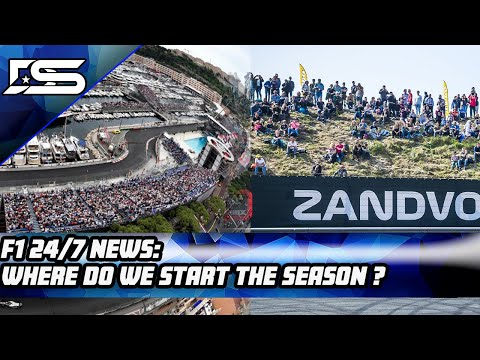 Where Will Formula 1 Have Its Opening Round? - F1 24/7 News