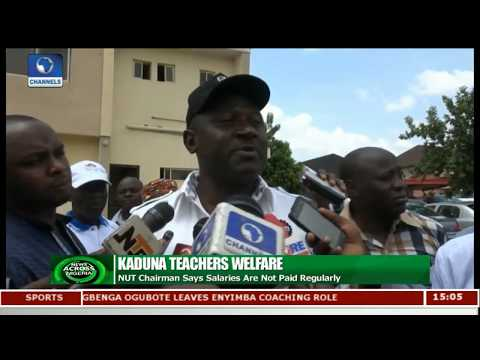 Kaduna Teachers Threaten To Shut Down Schools Over Sack Notice