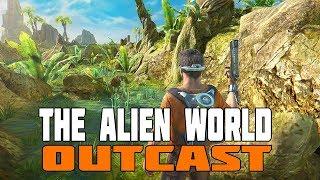 Outcast Second Contact - Sci-Fi Adventure on a Weird World