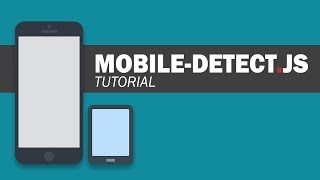mobile-detect.js Tutorial - Detect Mobile Device with Javascript  2019