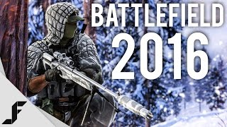 Battlefield 2016 - What is it and What do we want?