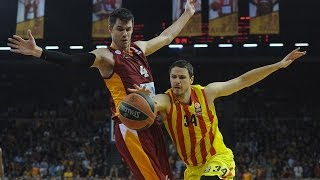 Highlights: Galatasaray Liv Hospital-FC Barcelona, Playoffs Game 3