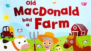 Old MacDonald Had a Farm | Animal Sounds Song
