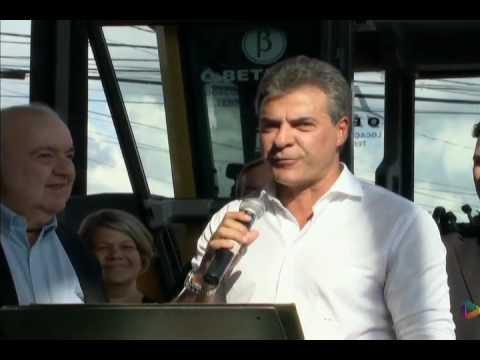 Richa e Greca assinam convênio para revitalizar Avenida Manoel Ribas, em Curitiba