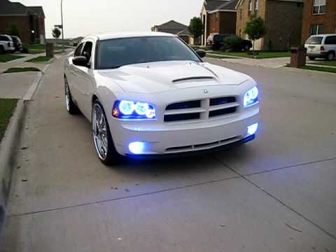 Charger 24s Grill Lights Youtube