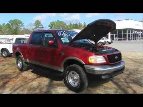 2002 Ford F150 For Sale >> 2002 Ford F 150 Review Xlt Supercrew 4x4 For Sale Ravenel Ford Charleston